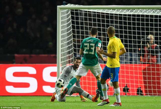 Đức và Brazil sẽ bước vào loạt trận khó khăn đêm nay