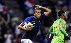 Pháp phải cần đến sự toả sáng của Mbappe mới có được trận hoà trước tuyển Mỹ