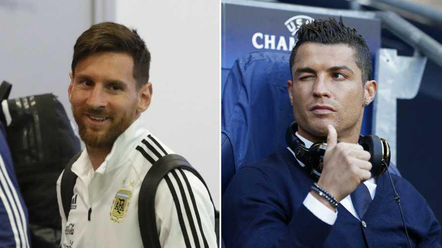Messi và Argentina ở khách sạn nơi Ronaldo và Bồ Đào Nha từng lưu lại