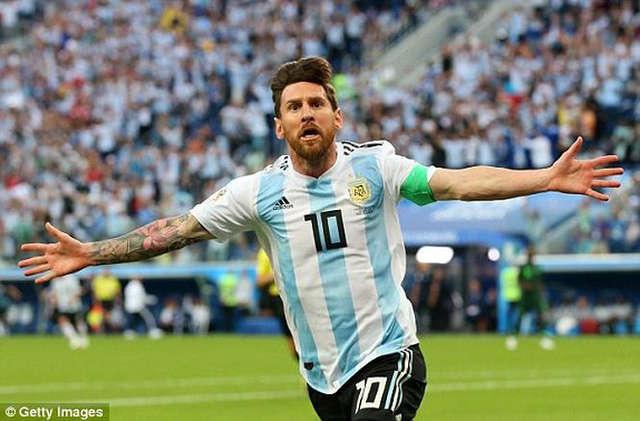 Messi và các đồng đội liệu có vượt qua thử thách mang tên Pháp?