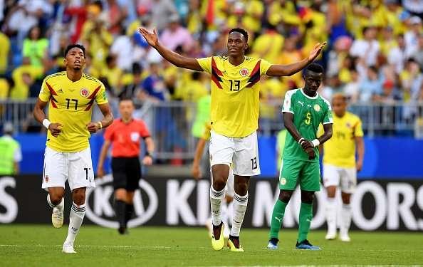 Mina giúp Colombia có chiến thắng quan trọng