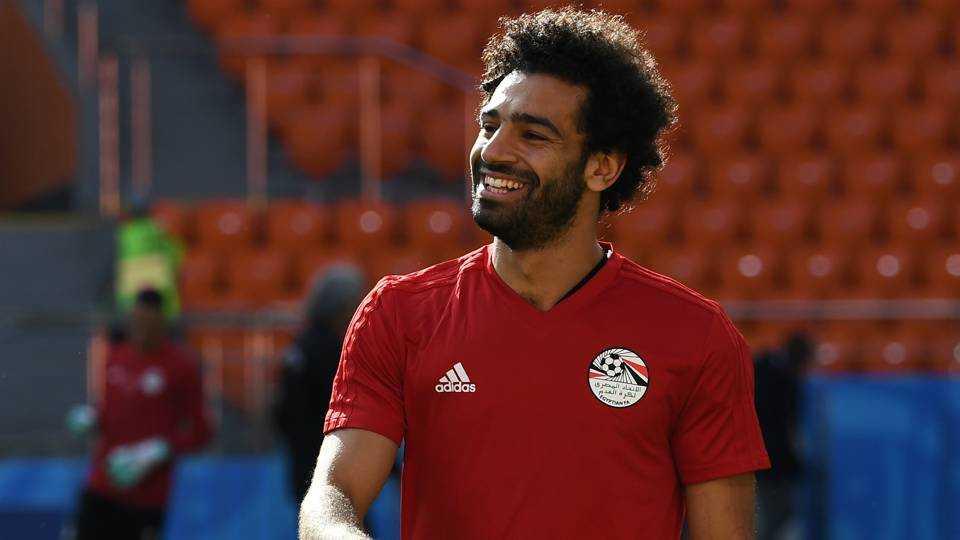 """Salah sẽ """"tái xuất"""" trong trận đấu với đội chủ nhà Nga"""