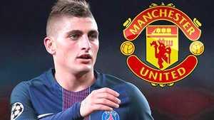 Verratti có thể cập bến Man United. Real quyết tâm mua Alisson