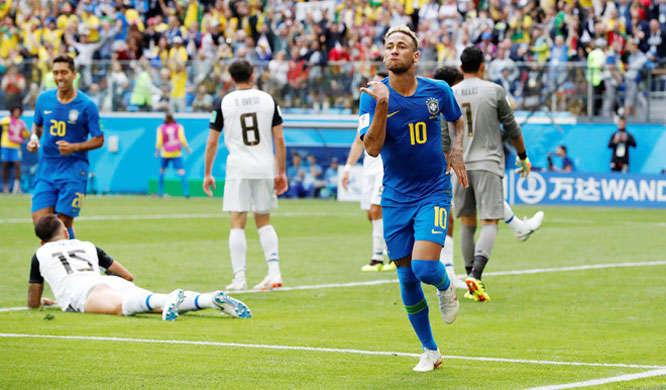 Neymar dần tìm lại cảm hứng chơi bóng