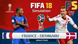Pháp vs Đan Mạch: Tin ở Đan Mạch