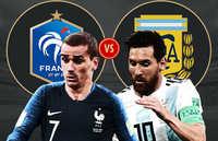 Pháp vs Argentina: Vượt lên nỗi đau