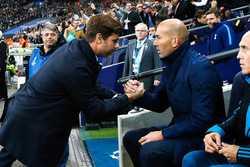 Pochettino lên tiếng về khả năng thay Zidane dẫn dắt Real Madrid