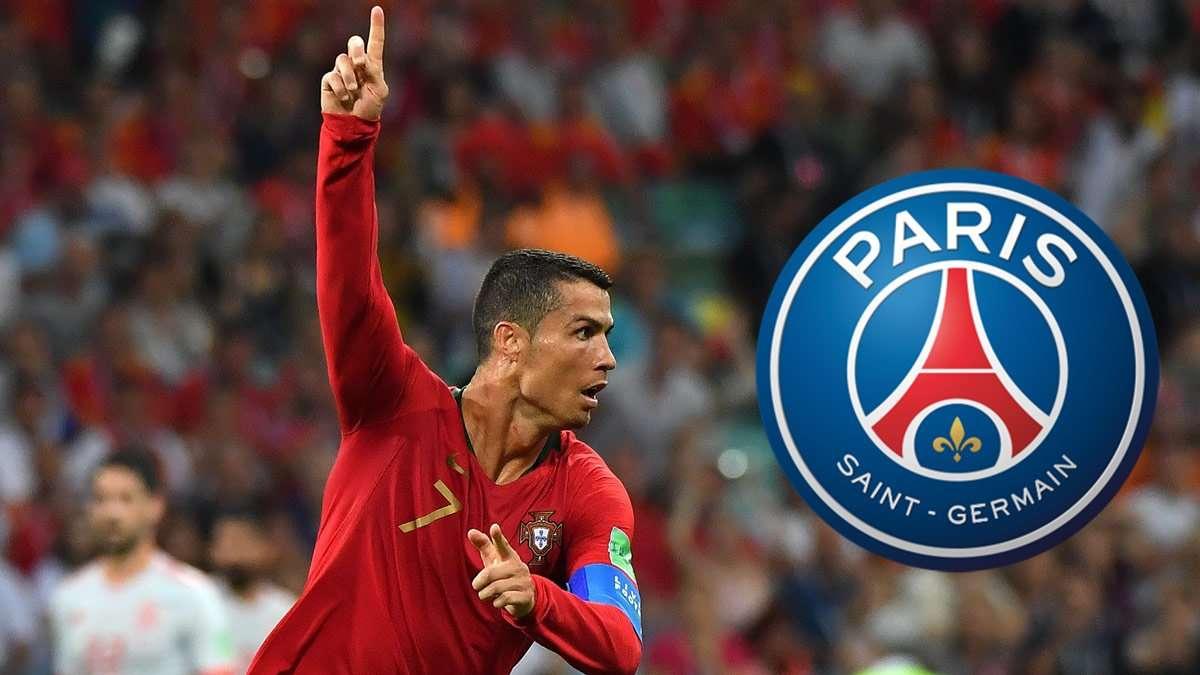PSG đề nghị lương 45 triệu euro cho Ronaldo