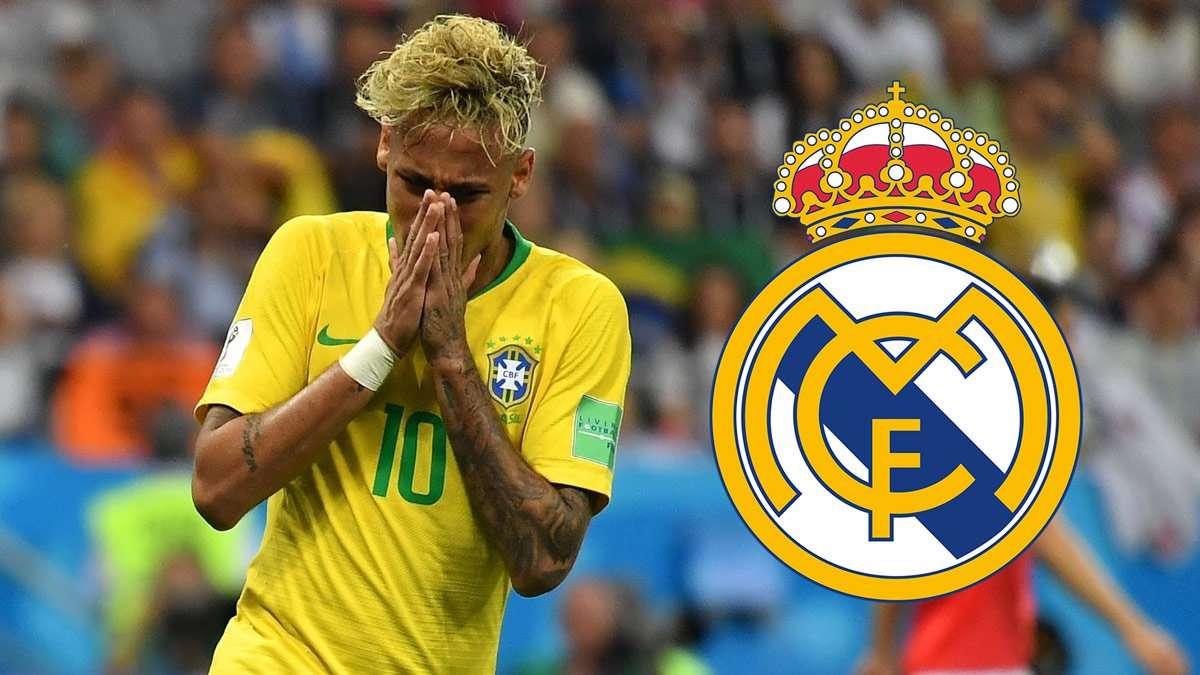 Neymar quyết bỏ PSG, về Real Madrid