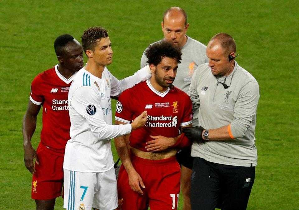 Ronaldo tin rằng Salah sẽ giành Quả Bóng Vàng nếu thành công cùng Ai Cập ở World Cup