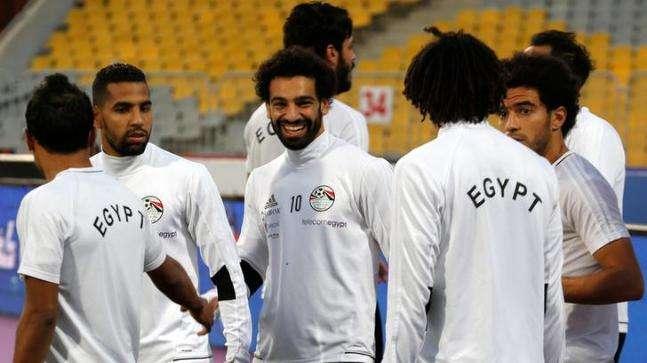 Salah đang nỗ lực để có thể kịp tham dự World Cup 2018