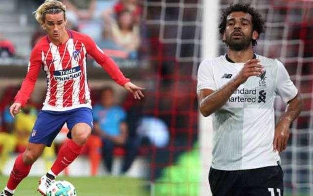 """Barca sẵn sàng ngay kế hoạch mua Salah, một khi Griezmann """"lật kèo"""""""