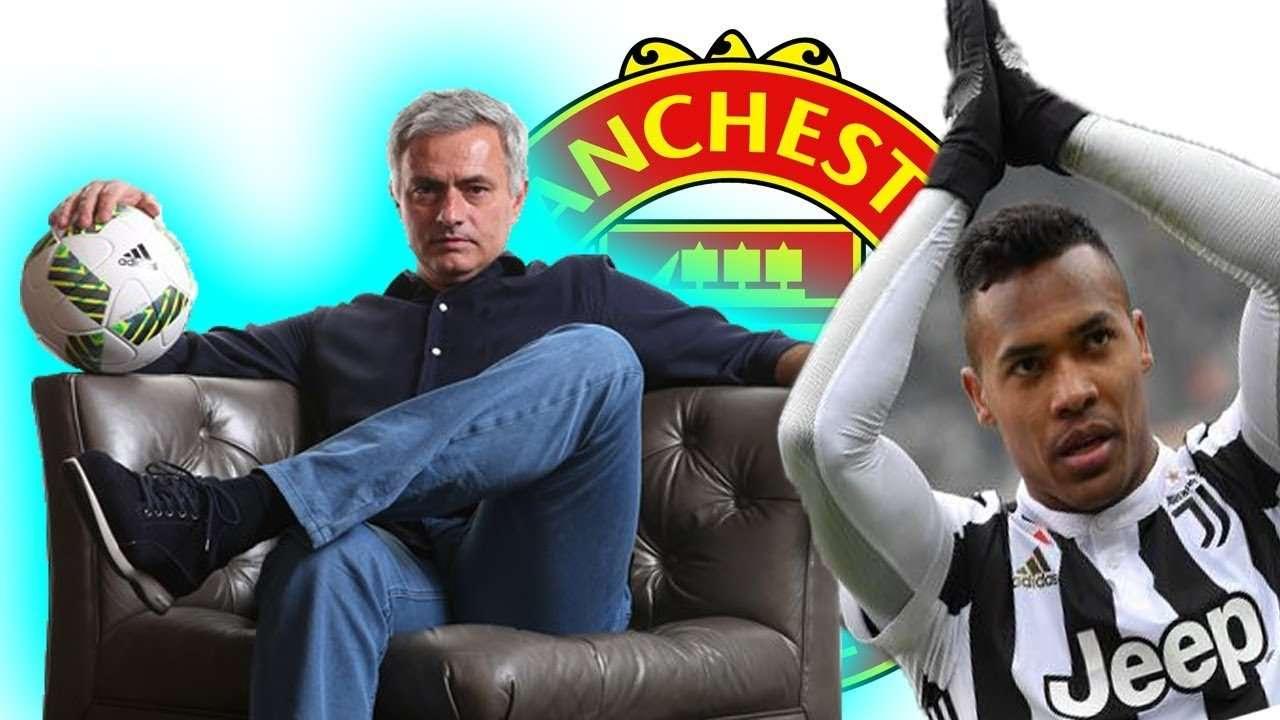 Mourinho sắp đón Alex Sandro về MU