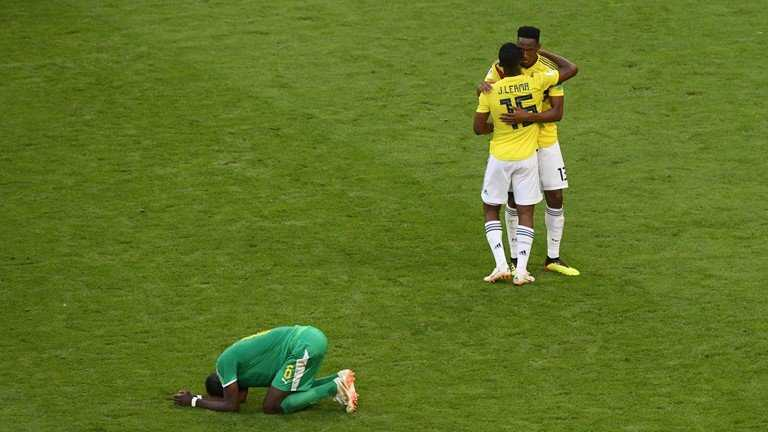 Hạ Senegal, Colombia vào vòng trong với tư cách đội đứng đầu bảng H