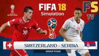 Serbia vs Thụy Sĩ: Cuộc chiến khốc liệt