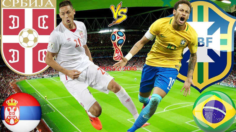 Serbia vs Brazil: Neymar đang dần tìm lại chính mình