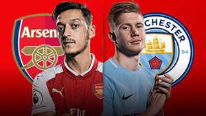 Arsenal đụng Man City trong ngày khai mạc Premier League mùa 2018/2019