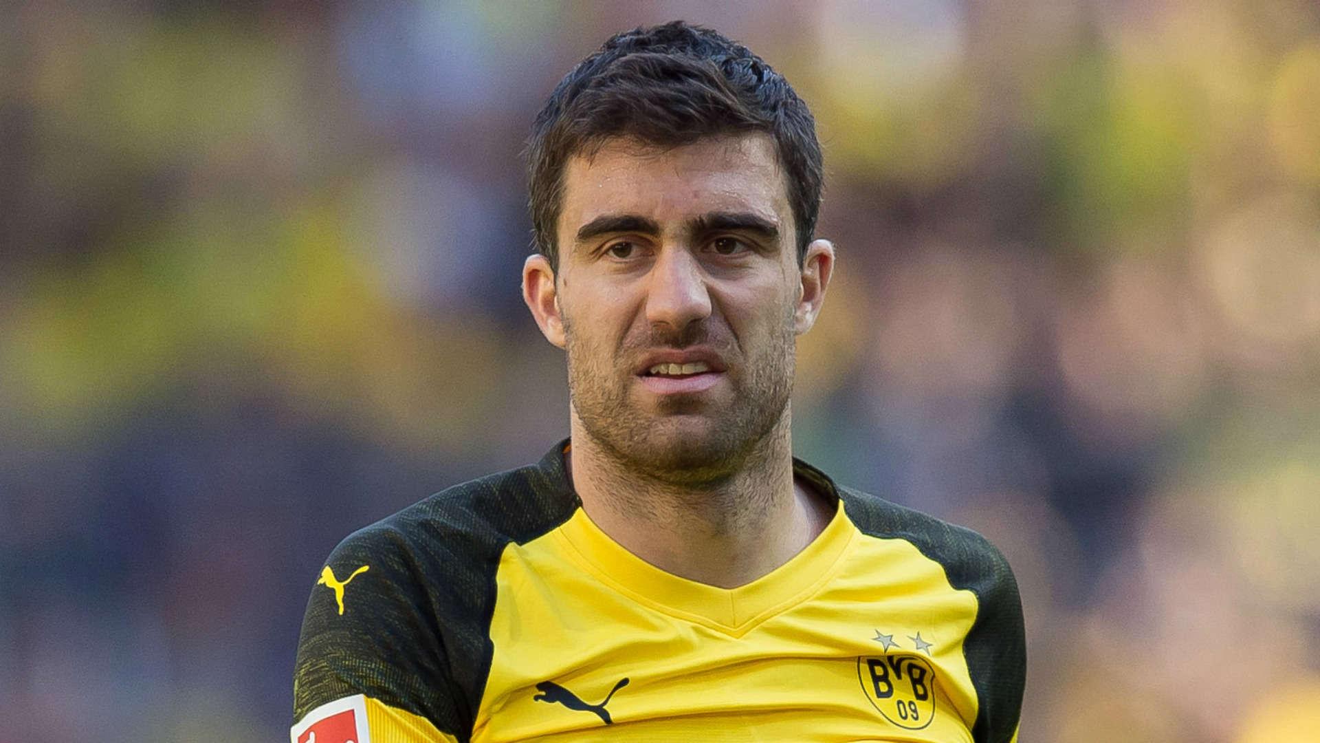 Nhiều khả năng Sokratis Papastathopoulos sẽ là người của Arsenal trong thời gian tới