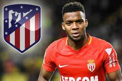 Atletico Madrid chính thức có  Thomas Lemar