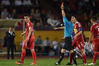 Vừa trở lại, Tăng Tiến lại nhận thêm án phạt ở V-League