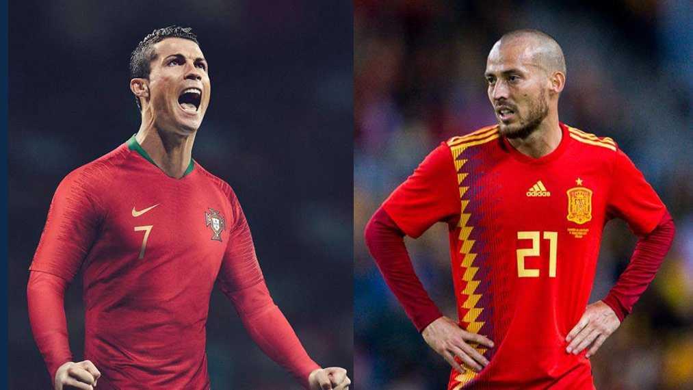 Cristiano Ronaldo sẽ là tâm điểm trận đại chiến Bồ Đào Nha vs Tây Ban Nha