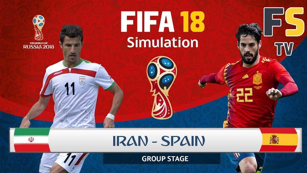 Tây Ban Nha quyết tâm thể hiện sức mạnh trước Iran