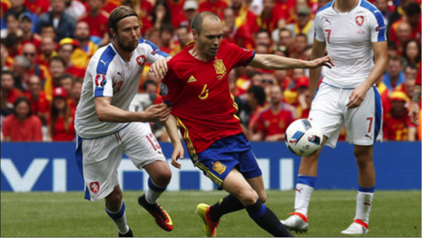 Tây Ban Nha vs Nga