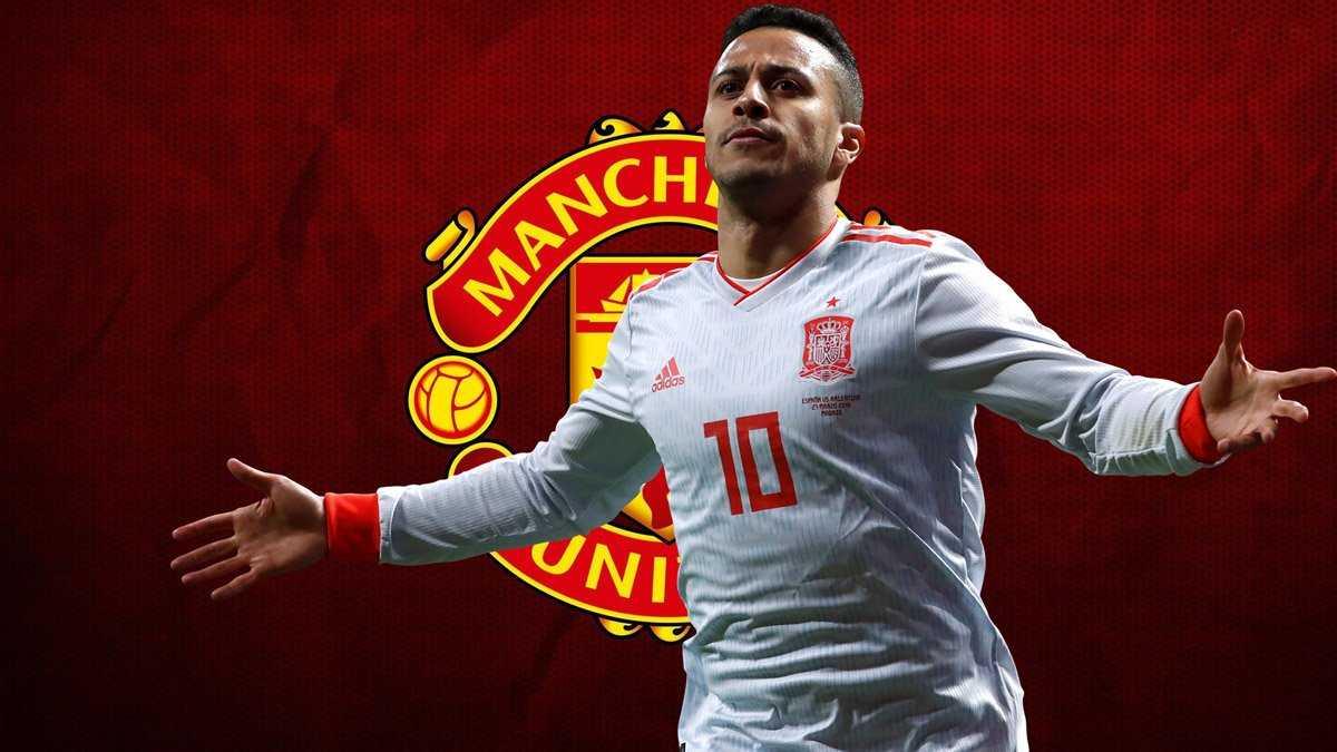 Man United hỏi mua Thiago. Barca đạt thoả thuận với ngôi sao trẻ của Ajax
