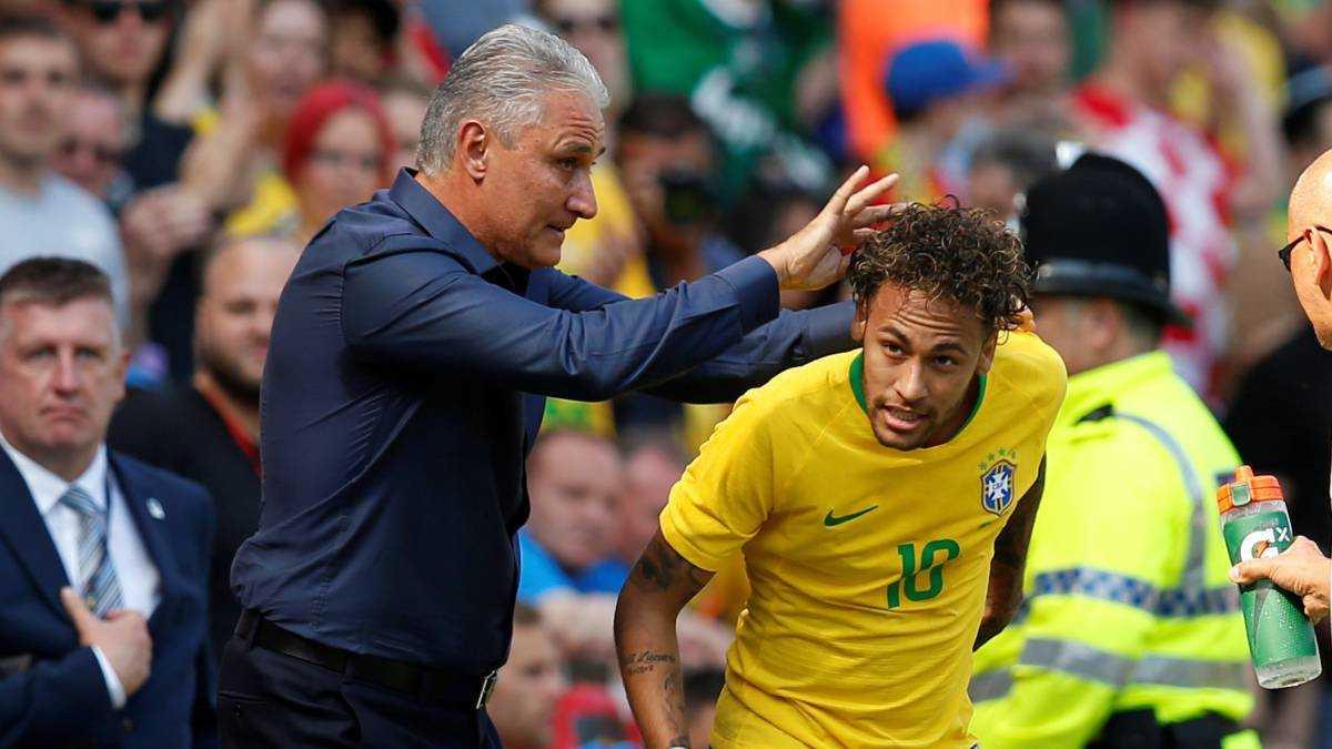 """Real lên kế hoạch """"đánh chiếm Brazil"""" cướp Neymar và Tite về sân Bernabeu"""