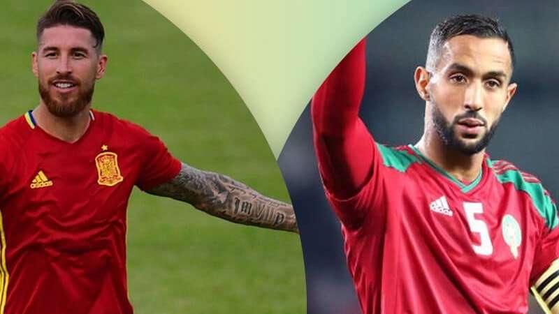 Tây Ban Nha vs Maroc sẽ có trận đấu cởi mở