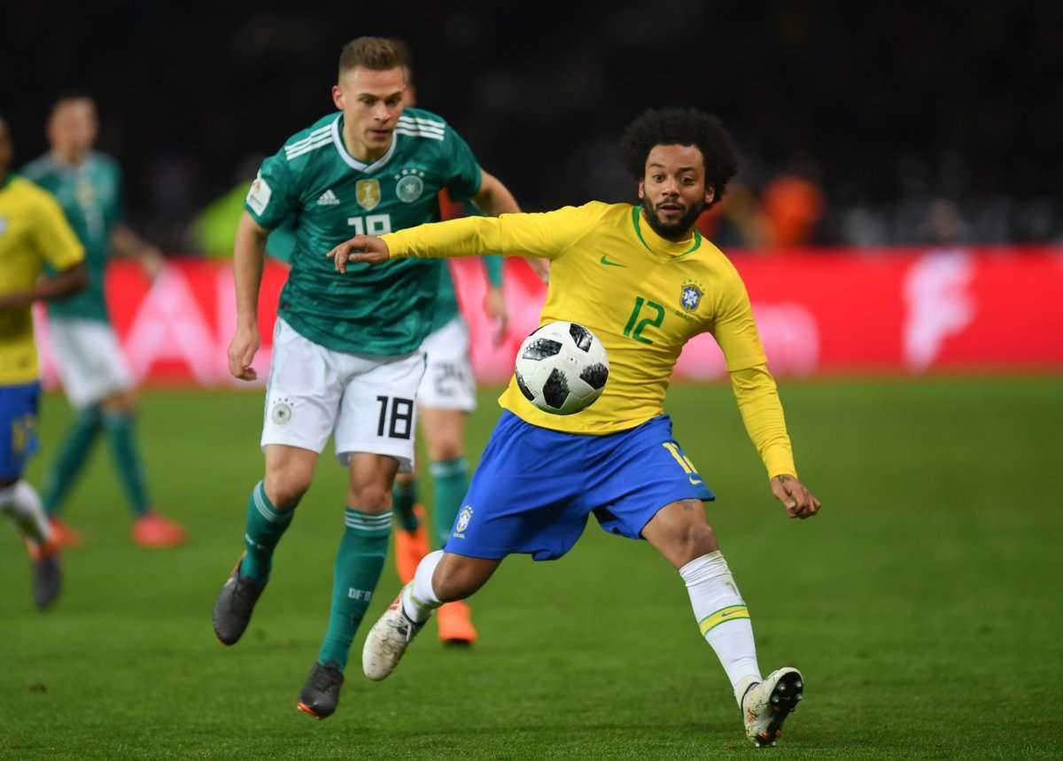 Brazil và Đức sẽ là chung kết trong mơ