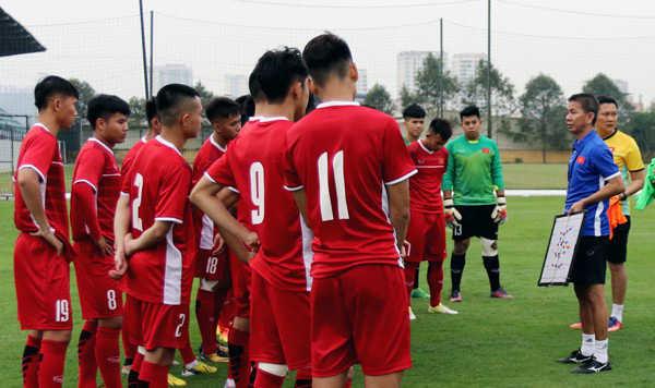 HLV Hoàng Anh Tuấn chính thức chốt danh sách U19 Việt Nam dự giải Đông Nam Á tại Indonesia