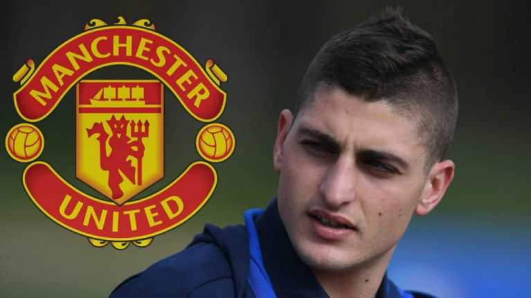 Chuyển nhượng Man United: Sau Fred sẽ là Verratti?