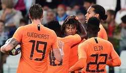 Chơi hơn người, Hà Lan vẫn không thể thắng được Italy