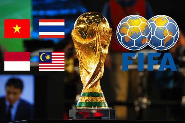 Thật hư chuyện Thái Lan cùng Việt Nam và Indonesia đăng cai World Cup 2034