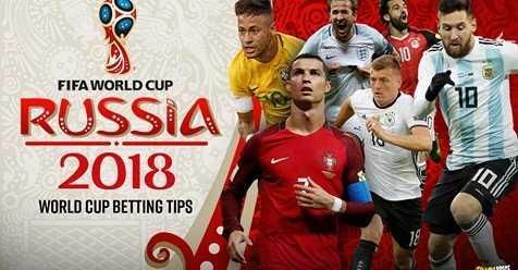 Danh sách chính thức của 32 đội tuyển tham dự World Cup 2018