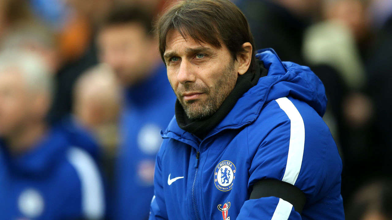 Conte từ chối Real Madrid, khi chưa xác định tương lai với Chelsea