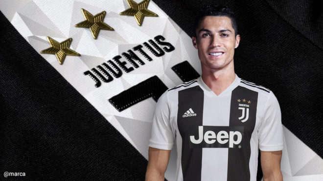 Siêu sao người Bồ đầu quân cho Juventus với hợp đồng 4 năm