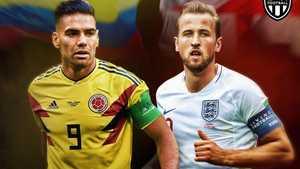 Anh vs Colombia: Lợi thế thuộc về tuyển Anh