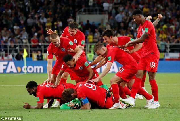 BLV Quang Huy cho rằng đội tuyển Anh đã có trận đấu may mắn