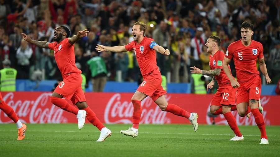 Harry Kane và đồng đội bay vào tứ kết sau loạt đấu cân não với Colombia