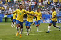 """BLV Quang Huy: """"Brazil đang là ứng cử viên hàng đầu cho danh hiệu vô địch World Cup 2018"""""""