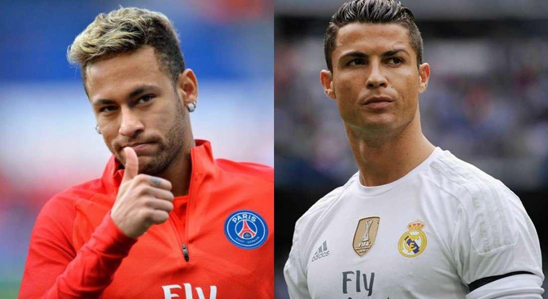 Real muốn công bố ký Neymar đúng ngày bán Ronaldo