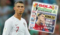Real sẽ bán Ronaldo cho Juve với giá 100 triệu euro?