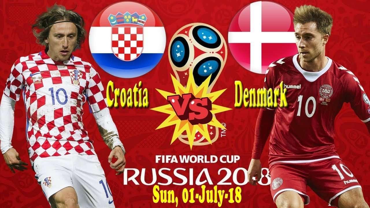 Croatia được đánh giá cao hơn Đan Mạch