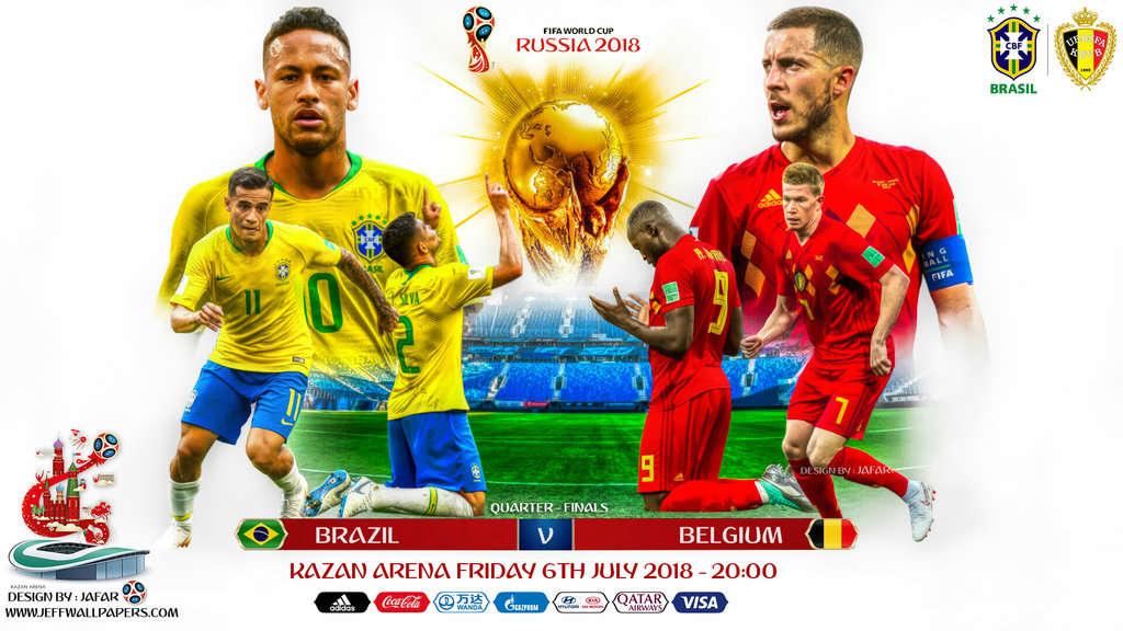 Trận tứ kết 2 World Cup 2018 hứa hẹn đầy kịch tính