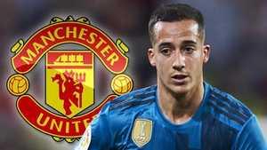 Man United muốn có Lucas Vazquez. Juve sẽ chiêu mộ Ronaldo?