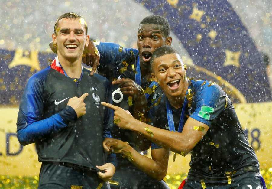 Kylian Mbappe dành toàn bộ tiền thưởng World Cup ủng hộ từ thiện