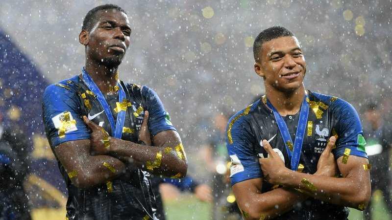 Man United sẵn sàng bán Pogba để dọn đường cho Mbappe