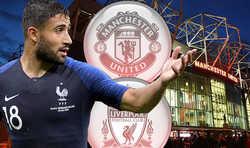 Man United hỏi mua Fekir. Chelsea mua xong Golovin